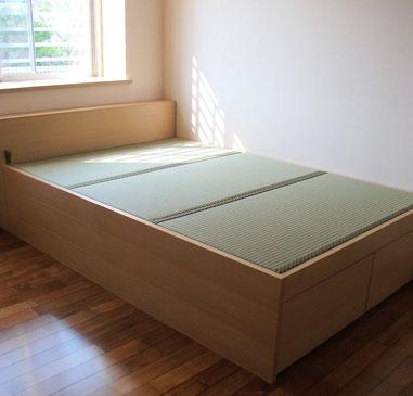 畳ベッド 那覇
