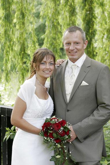 Krolik Hochzeit im Krankenhauspark
