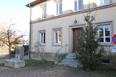 Evang. Gemeindehaus Ohrenbach