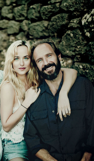 A Bigger Splash - Dakota Johnson - Ralph Fiennes - Studiocanal - kulturmaterial