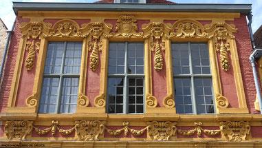 1 façade, Vieux-Lille