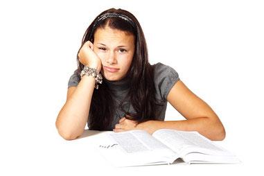Prüfungsangst bei Kindern und Jugendlichen