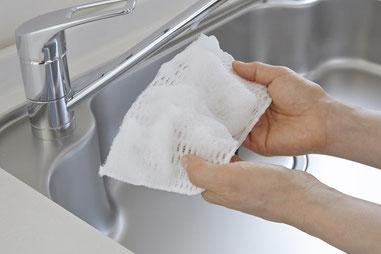 キッチン用食器洗い