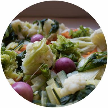 corso di base di alimentazione naturale, mangiare sano, cucina naturale