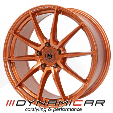 BJ-WHEELS F2 LIGHTWEIGHT | COPPER