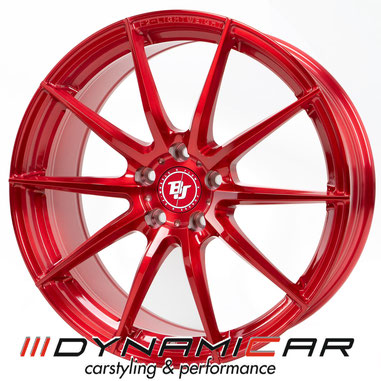 BJ-WHEELS F2 LIGHTWEIGHT | RED
