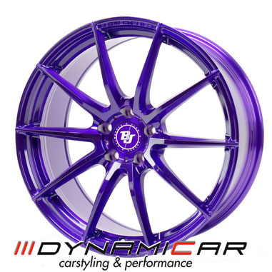 BJ-WHEELS F2 LIGHTWEIGHT | PURPLE