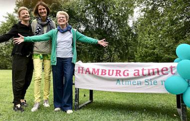 Britta Jacob, Claudia Kaltenbach, Renate Kirmse