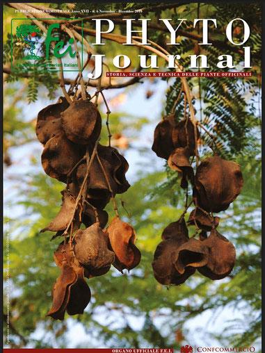 Copertina del giornale PhytoJournal