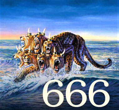 Que celui qui a de l'intelligence calcule le nombre de la bête. Car c'est un nombre d'homme, et son nombre est six cent soixante-six.