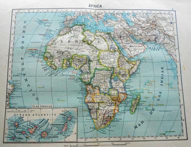 África en 1903