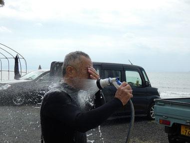 そして、水をガバーーーっとな