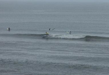 809~ 波は小さかったケド ぐんぐん加速してました!