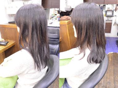 デジタルパーマ | 縮毛矯正をあてた髪にはデジパーじゃないとダメ?-横浜で人気の美容室YUME-YUI~夢結~