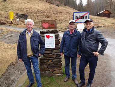 Ausflug der Feuerwehrsenioren nach Osttirol 27.04.2017