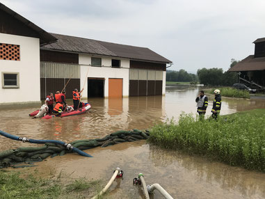 KHD Einsatz Groß St. Florian 29.05.2018