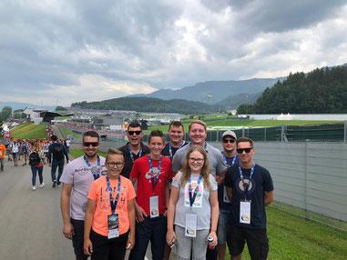 Formel 1 in Spielberg 30.06.2018