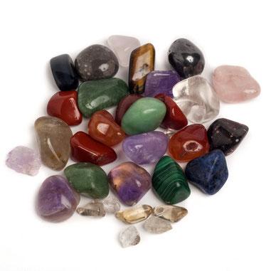 pierres gemmes naturelles Atelier Passions Indigo
