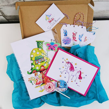 My Ooodles of Doodles subscription box
