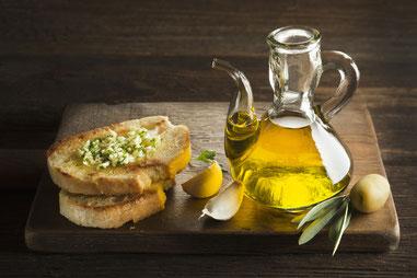 Reines, hochwertiges griechisches Olivenöl