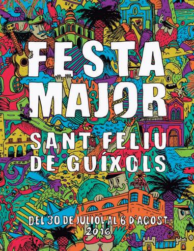 Festa Major de Sant Feliu de Guíxols