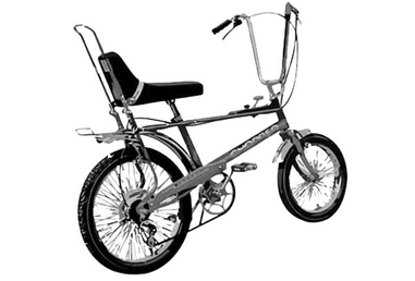 Photo of British culture: Raleigh Chopper bike - the coolest and most popular bicycle for kids in the 1970s.