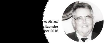 Hans Bradl, Gründervater und ehemaliger Vorsitzender des Jagdschutzverein Hubertus Neumarkt e. V., verstorben am 01.09.2016