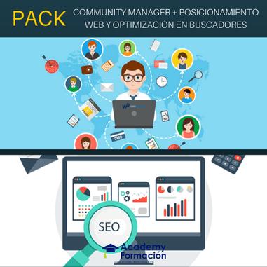 CURSO DE COMMUNITY MANAGER Y POSICIONAMIENTO WEB