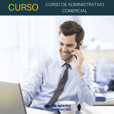 curso de administrativo comercial