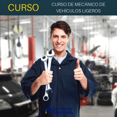 curso de mecánica de vehículos