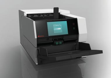 Dokumentenscanner Documate 4799