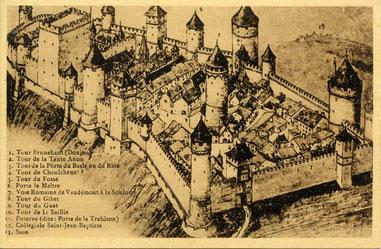 Château de Vaudémont