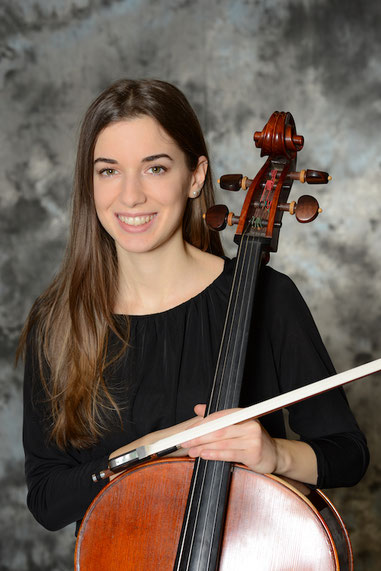 Agnese Menna - Cellistin und Cellolehrerin ©Peter Brechtel