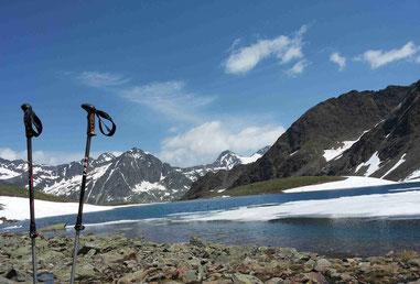 Wannenkarsee Stubaier Alpen