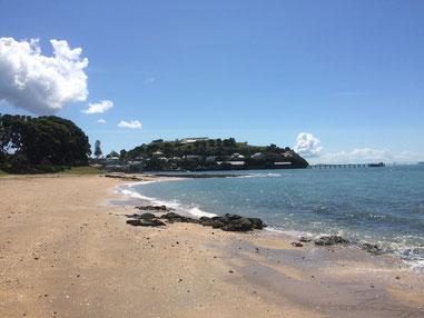 La plage, un paysage de taré!