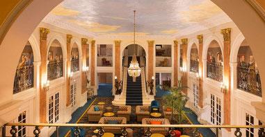 hotel-city-centre-Tours-Touraine-Loire-Valley-Oceania-L-Univers