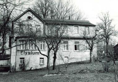 Elysium 1976 Quelle Bildarchiv Gemeinde Burkhardtsdorf