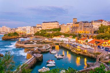 homners; immobilier Biarritz