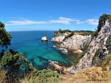 - Randonnée à Hahei - Nouvelle-Zélande -