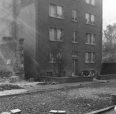 Südstraße 100 im Jahre 1958
