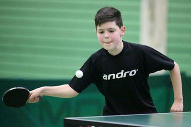 Julian Steeg wurde Gruppensieger bei den Jungen!