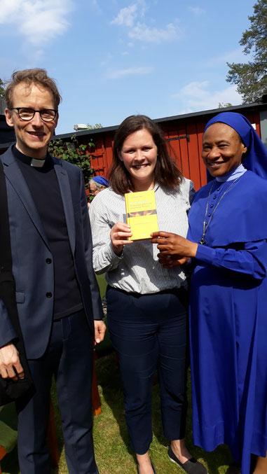 Pater Dominik und Sophie
