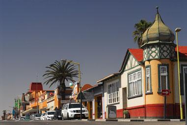 farbiges Swakopmund