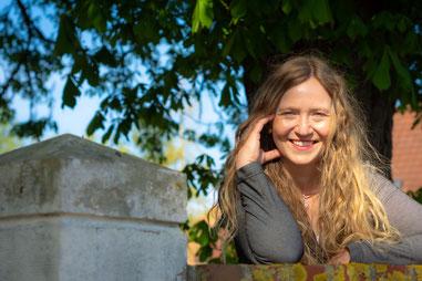 Porträt Meike Radzeweit