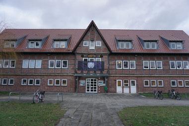 Leider noch weitestgehend geschlossen: das Freizeithaus in Buxtehude - Foto: SJR