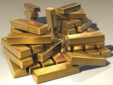 Immobilienbesitz ist Gold wert
