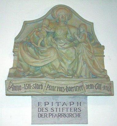 Annaselbdritt in unserer Pfarrkirche