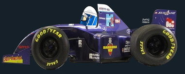 Helmet of David Brabham by Muneta & Cerracín
