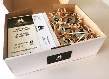 Mushroom Emporium Packaging