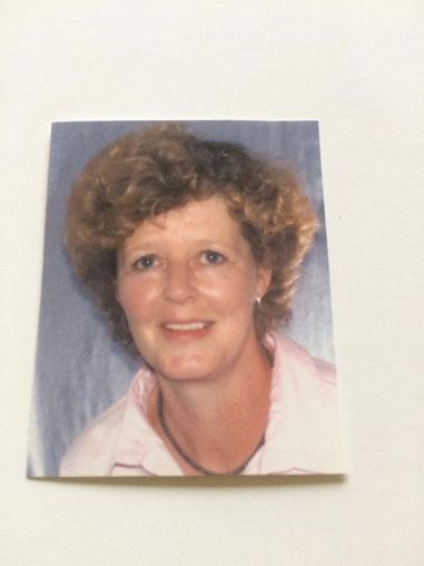 Mit diesem Foto bewarb sich Frau Linke 2007 an der Röhrschule.